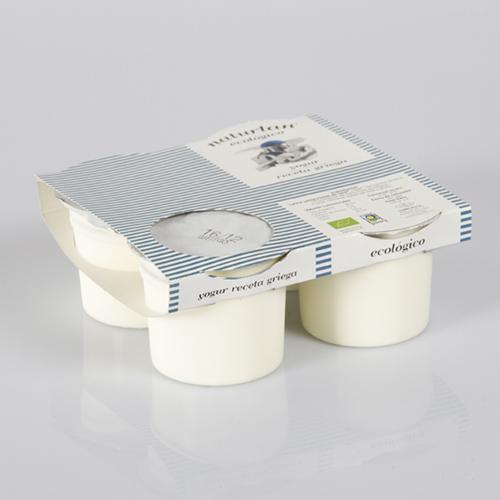Yogur receta griega