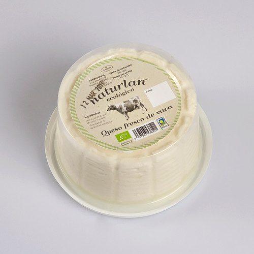 queso fresco de vaca redondo