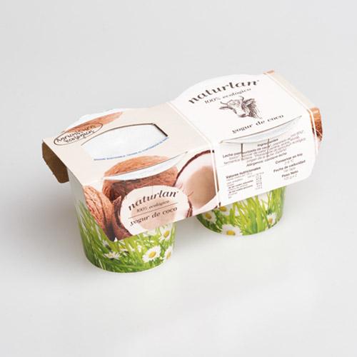 yogur de coco ecologico