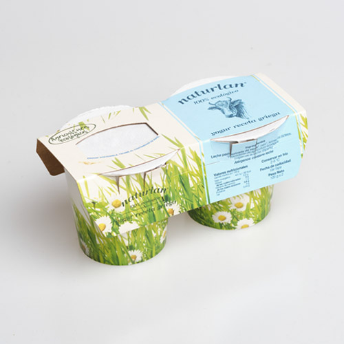 yogur ecologico receta griega